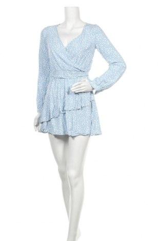 Φόρεμα Na-Kd, Μέγεθος S, Χρώμα Μπλέ, Βισκόζη, Τιμή 19,63€