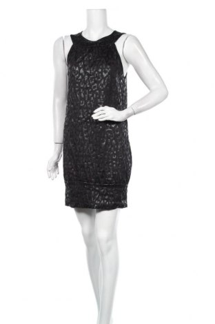Φόρεμα Okay, Μέγεθος M, Χρώμα Μαύρο, 92% πολυεστέρας, 8% ελαστάνη, Τιμή 16,05€