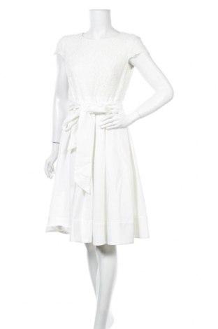 Рокля Ralph Lauren, Размер M, Цвят Бял, 64% памук, 20% вискоза, 16% полиамид, Цена 98,55лв.