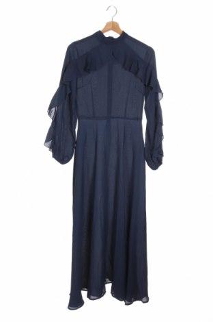 Šaty  SHEIN, Velikost XS, Barva Modrá, Polyester, Cena  424,00Kč