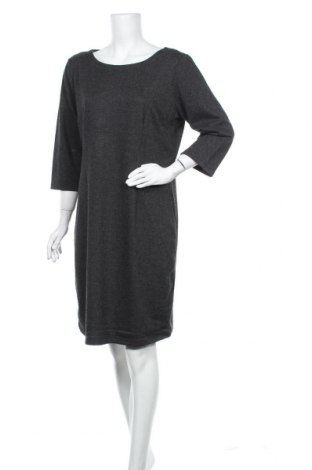 Φόρεμα Tom Tailor, Μέγεθος XL, Χρώμα Γκρί, 68% πολυεστέρας, 29% βισκόζη, 3% ελαστάνη, Τιμή 30,62€
