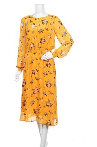Φόρεμα Tom Tailor, Μέγεθος M, Χρώμα Κίτρινο, Πολυεστέρας, Τιμή 35,24€