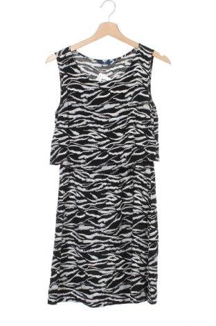 Φόρεμα Tom Tailor, Μέγεθος XS, Χρώμα Μαύρο, Τιμή 9,78€
