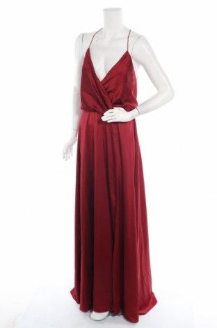 Φόρεμα Unique, Μέγεθος M, Χρώμα Κόκκινο, Πολυεστέρας, Τιμή 90,79€