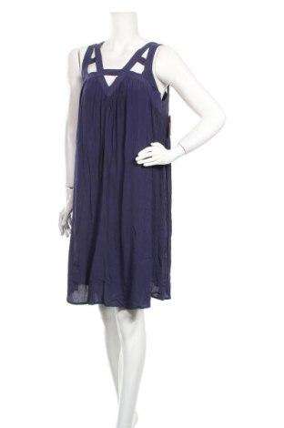 Φόρεμα Xhilaration, Μέγεθος XXL, Χρώμα Μπλέ, Βισκόζη, Τιμή 24,68€