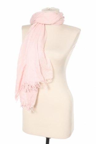 Κασκόλ Christian Berg, Χρώμα Ρόζ , Βαμβάκι, Τιμή 8,23€