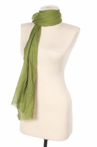 Κασκόλ Signal, Χρώμα Πράσινο, Βαμβάκι, Τιμή 11,04€