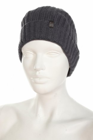 Καπέλο Gustav Muller, Χρώμα Γκρί, 50% πολυεστέρας, 20% πολυαμίδη, 20% πολυακρυλικό, 10% μαλλί, Τιμή 7,01€