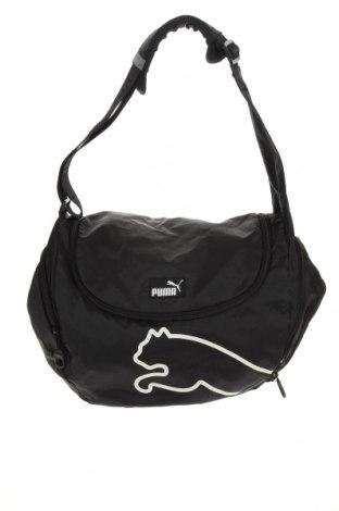Sportovní taška  PUMA, Barva Černá, Textile , Cena  847,00Kč