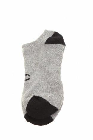 Αθλητικές κάλτσες Champion, Μέγεθος M, Χρώμα Γκρί, Τιμή 6,56€