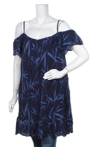 Τουνίκ Clothing & Co, Μέγεθος XL, Χρώμα Μπλέ, Βισκόζη, Τιμή 12,96€