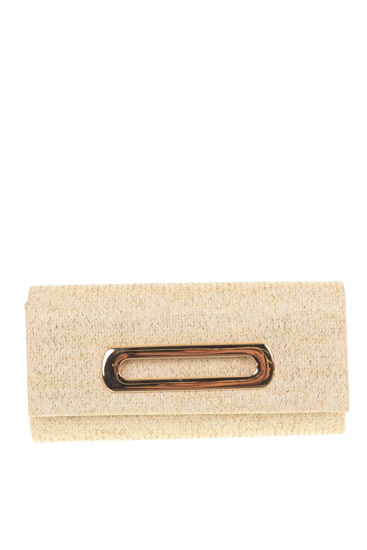 Дамска чанта Verde, Цвят Екрю, Текстил, Цена 8,85лв.