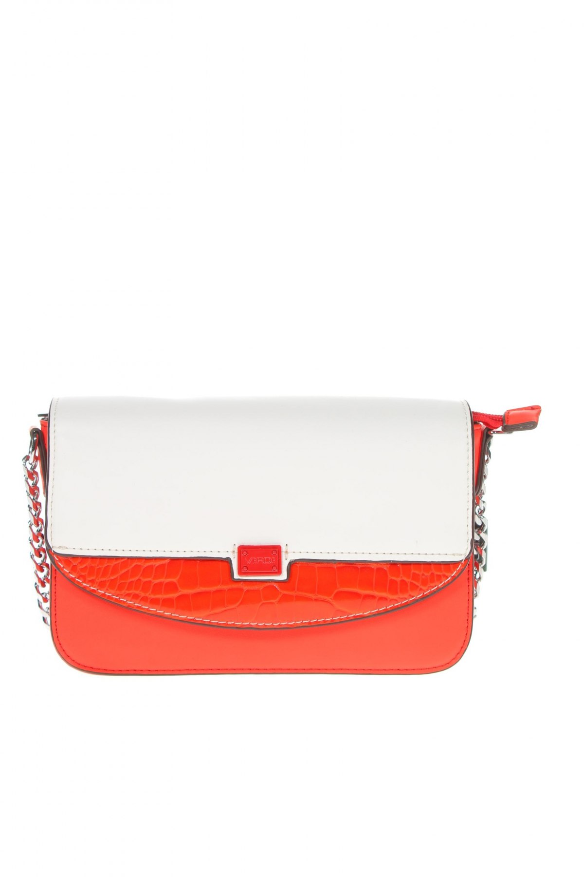 Дамска чанта Verde, Цвят Бял, Еко кожа, Цена 14,16лв.