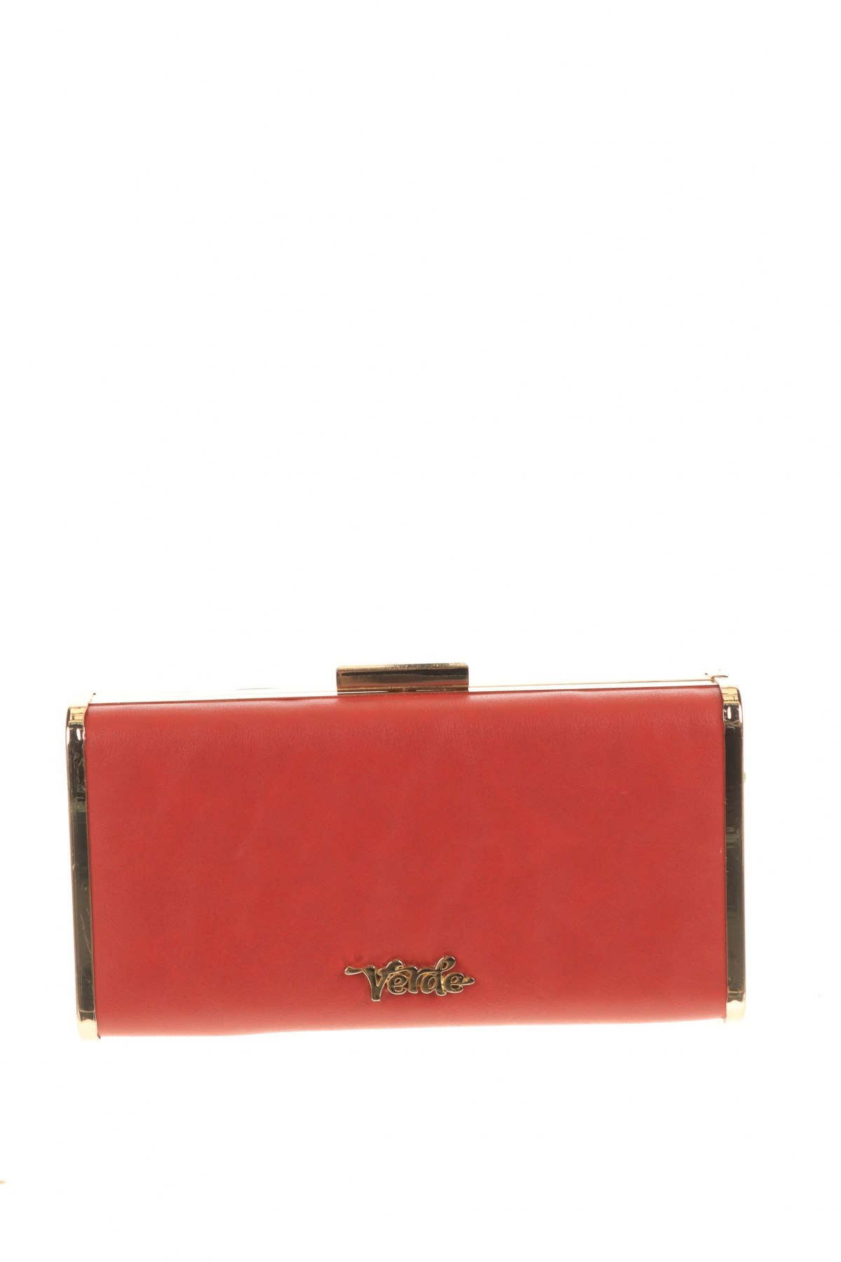 Дамска чанта Verde, Цвят Червен, Еко кожа, Цена 11,80лв.