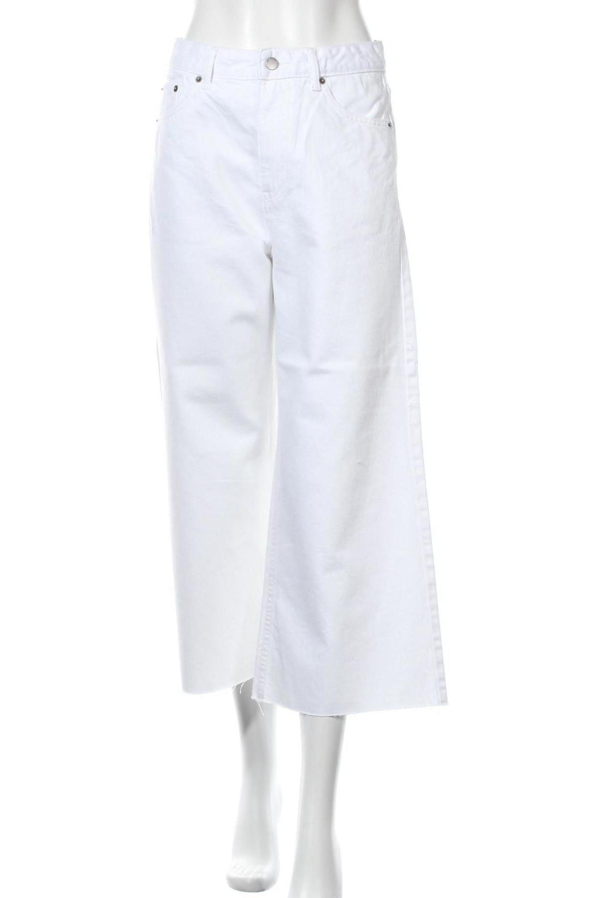 Γυναικείο Τζίν Dr. Denim, Μέγεθος S, Χρώμα Λευκό, Βαμβάκι, Τιμή 18,14€