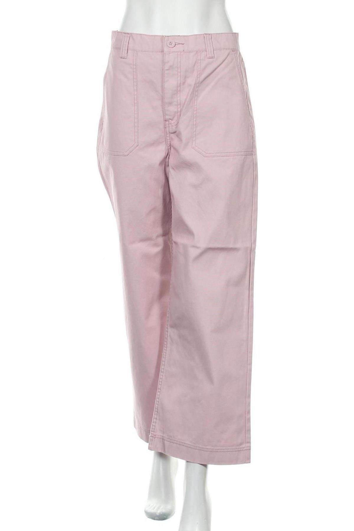 Γυναικείο παντελόνι Dr. Denim, Μέγεθος L, Χρώμα Ρόζ , Βαμβάκι, Τιμή 16,01€