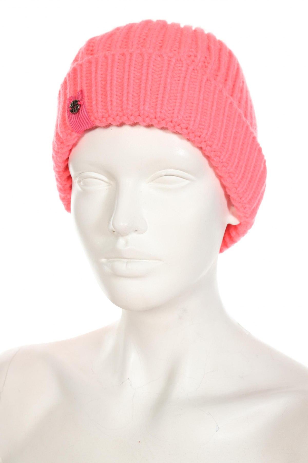 Čepice  Loevenich, Barva Růžová, 100%acryl, Cena  348,00Kč