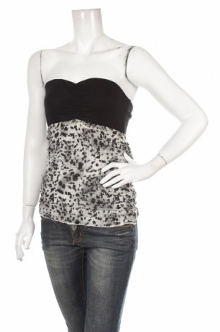 Γυναικείο αμάνικο μπλουζάκι Kays, Μέγεθος M, Χρώμα Μαύρο, 90% πολυεστέρας, 10% βαμβάκι, Τιμή 1,86€