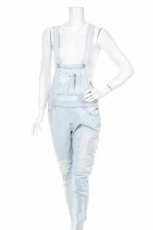 Damski kombinezon dżinsowy Zara