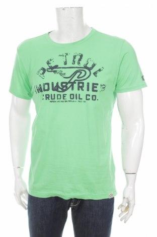 Мъжка тениска Petrol