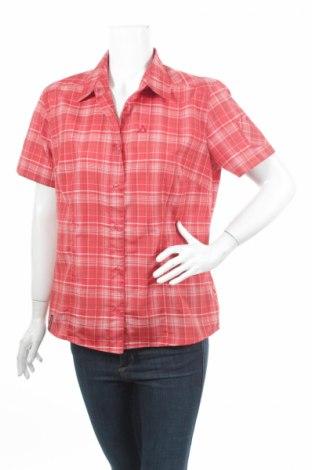 Дамска риза Bergson, Размер L, Цвят Червен, Цена 31,03лв.