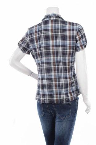 Γυναικείο πουκάμισο S.Oliver, Μέγεθος M, Χρώμα Πολύχρωμο, Βαμβάκι, Τιμή 15,41€