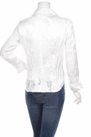 Γυναικείο πουκάμισο Taifun, Μέγεθος S, Χρώμα Λευκό, 55% βισκόζη, 45% πολυεστέρας, Τιμή 19,59€