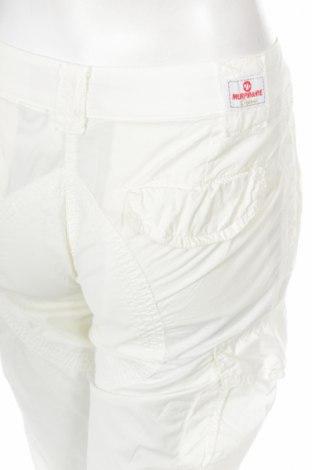 Дамски панталон Murphy & Nye, Размер S, Цвят Екрю, 95% памук, 5% еластан, Цена 28,88лв.