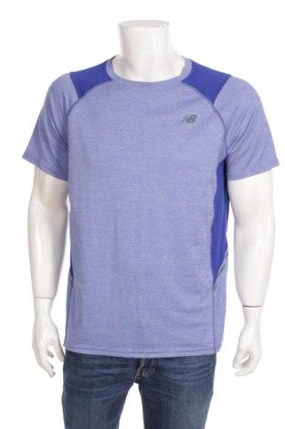 Pánské tričko New Balance - za vyhodnou cenu na Remix -  101104804 68369730e0