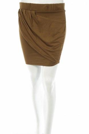 Φούστα Promod, Μέγεθος XS, Χρώμα Πράσινο, 95% βισκόζη, 5% ελαστάνη, Τιμή 3,56€