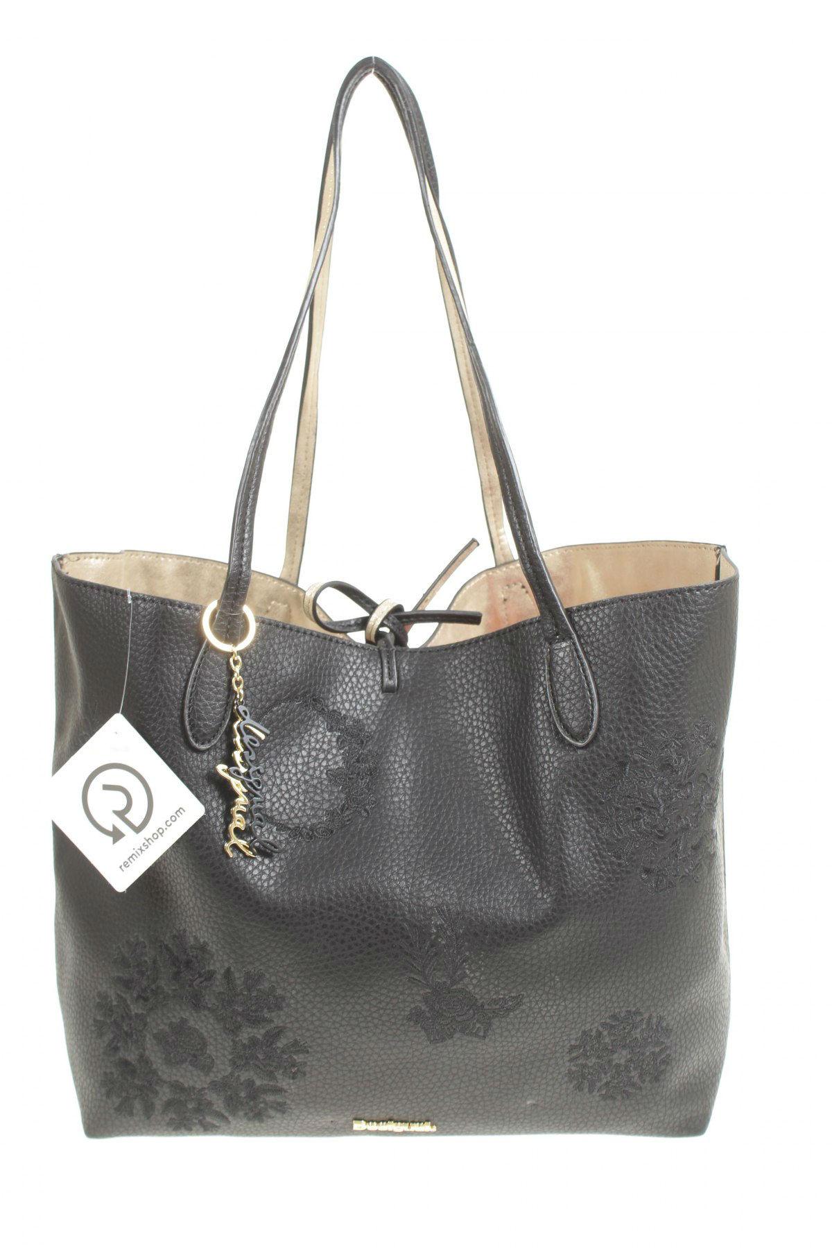 Dámska kabelka Desigual - za výhodnú cenu na Remix -  101189942 aaddcc6e8a3