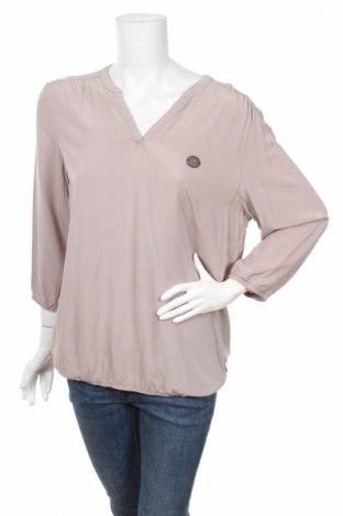 Дамска блуза Naketano, Размер XL, Цвят Бежов, Вискоза, Цена 51,35лв.