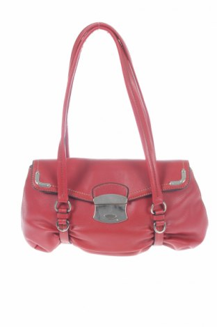 Γυναικεία τσάντα, Χρώμα Κόκκινο, Δερματίνη, Τιμή 4,25€