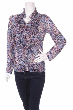 Дамска риза An'ge, Размер XS, Цвят Многоцветен, 100% полиестер, Цена 4,50лв.