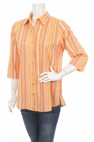 Дамска риза Casual Wear, Размер L, Цвят Многоцветен, Цена 6,50лв.