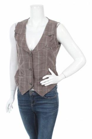 Дамски елек Gina Benotti, Размер M, Цвят Сив, 100% памук, Цена 7,48лв.