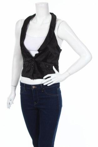Дамски елек Sancred, Размер S, Цвят Черен, Цена 5,06лв.