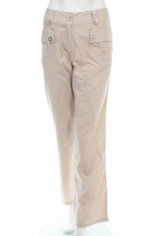 Дамски панталон Authentic Clothing, Размер M, Цвят Бежов, Цена 3,08лв.