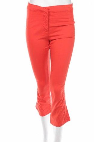 Дамски панталон PLOUMANAC'H, Размер S, Цвят Червен, 98% памук, 2% еластан, Цена 26,92лв.