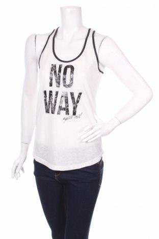 Γυναικείο αμάνικο μπλουζάκι April Evil