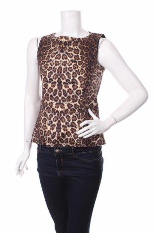 Γυναικείο αμάνικο μπλουζάκι Apriori, Μέγεθος XS, Χρώμα Καφέ, 97% βαμβάκι, 3% ελαστάνη, Τιμή 2,71€