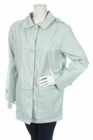 Дамско яке, Размер S, Цвят Син, 100% полиестер, Цена 9,17лв.
