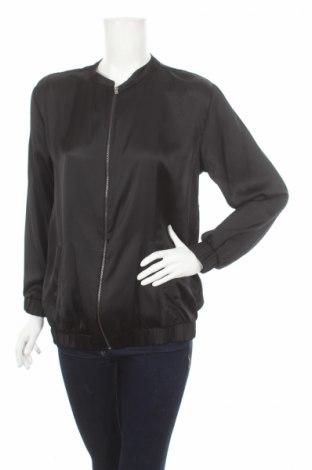 Дамско яке Lindex, Размер XS, Цвят Черен, Полиестер, Цена 54,57лв.