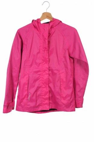 Детско спортно яке Icepeak, Размер 11-12y/ 152-158 см, Цвят Розов, Полиестер, Цена 18,75лв.