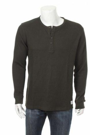 Мъжка блуза Core By Jack & Jones, Размер L, Цвят Зелен, Цена 34,45лв.
