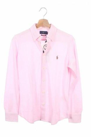 Мъжка риза Ralph Lauren, Размер S, Цвят Розов, 100% памук, Цена 81,00лв.