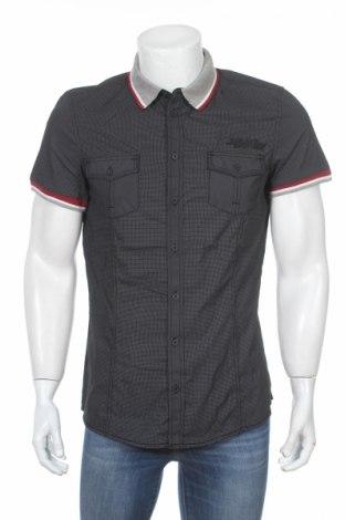 Pánska košeľa  Sublevel, Veľkosť M, Farba Čierna, 65% polyester, 35% bavlna, Cena  8,66€