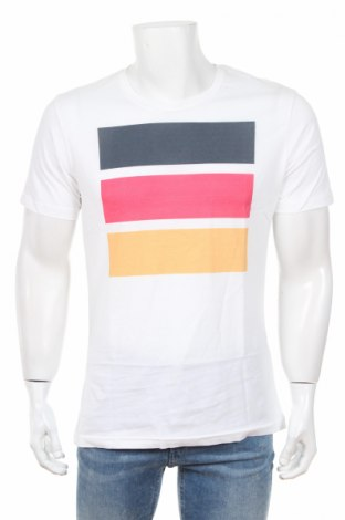 Ανδρικό t-shirt Nakedshirt, Μέγεθος L, Χρώμα Λευκό, Βαμβάκι, Τιμή 7,63€