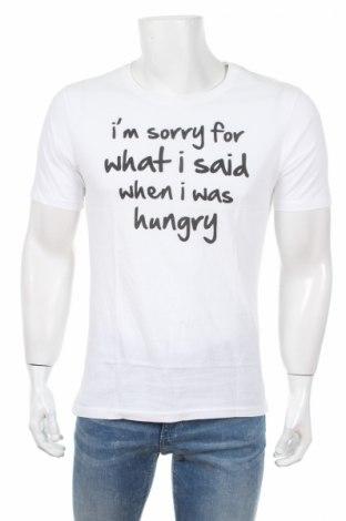 Pánske tričko  Nakedshirt, Veľkosť L, Farba Biela, Bavlna, Cena  9,54€