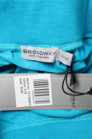 Φούστα Broadway, Μέγεθος S, Χρώμα Μπλέ, 60% πολυεστέρας, 40% βισκόζη, Τιμή 3,90€